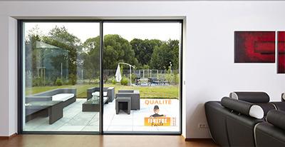largeur standard baie vitre fabulous baie galandage baie. Black Bedroom Furniture Sets. Home Design Ideas