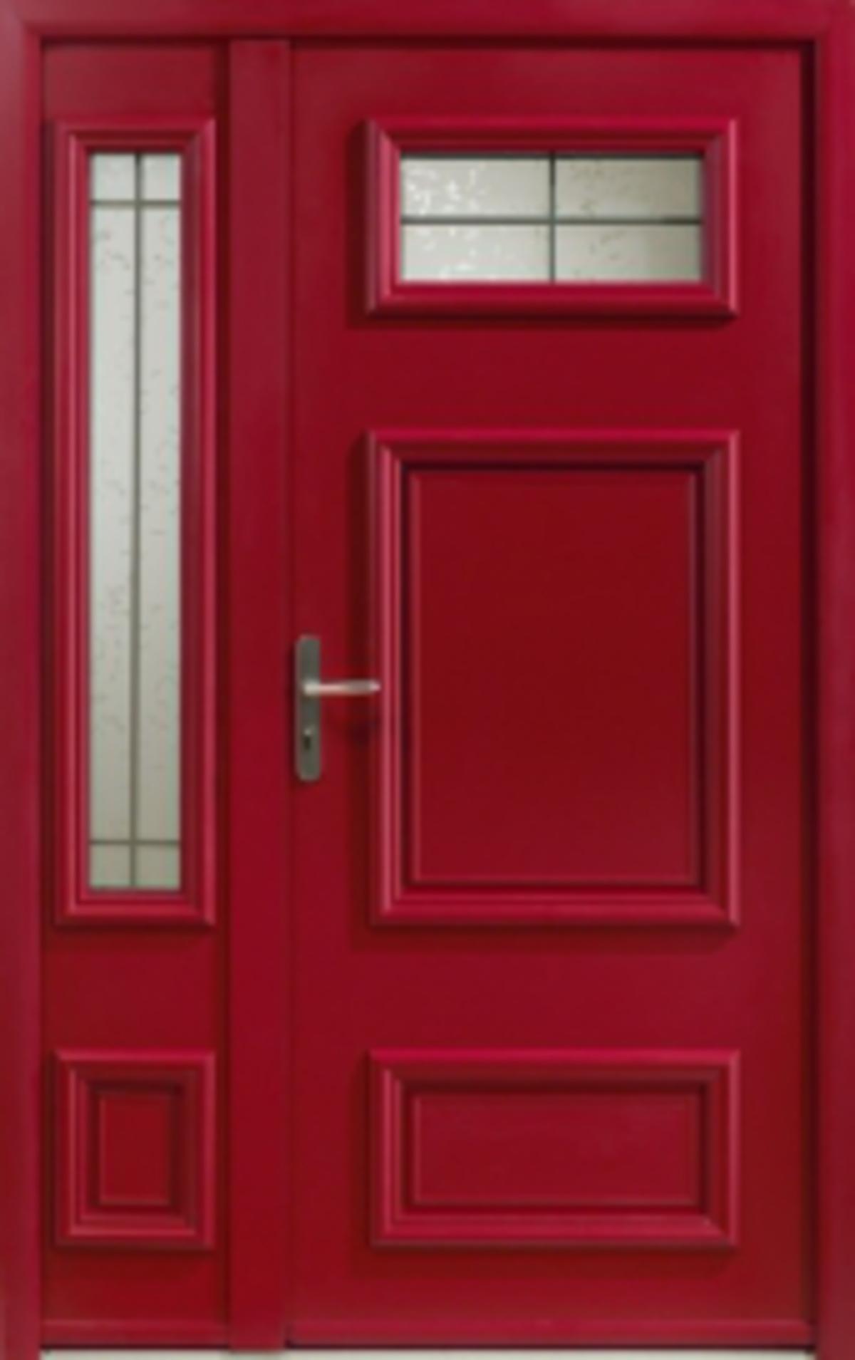 Fen tre facile porte d 39 entr e alu classique mod le nora for Porte d entree largeur 120